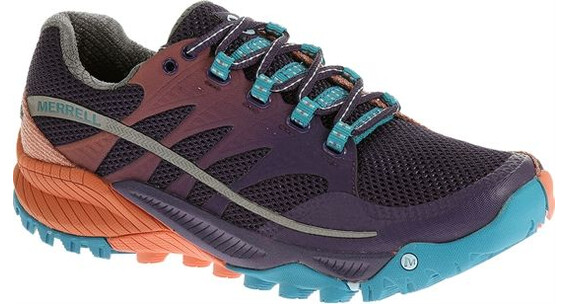 Merrell W's Allout Charge Parachute Purple/Coral (J03966)